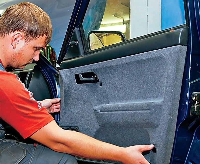 предложили ему ремонт дверей авто которые под замену фото своей высшей чистоте